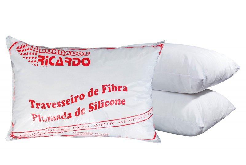 Travesseiro Siliconado 01 Peça